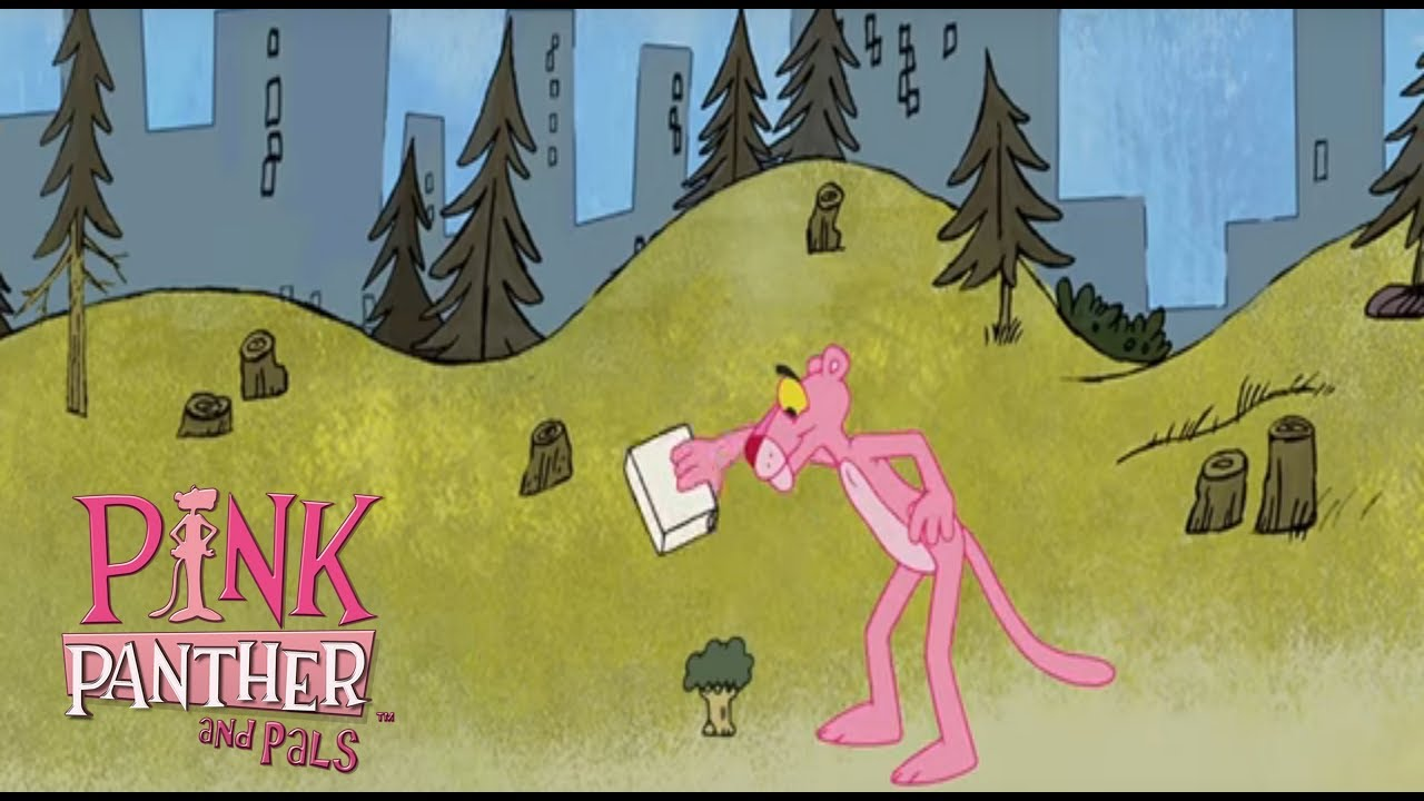 Pink Panther Saves The Environment | 40 Minute Compilation | Pink Panther & Pals