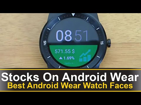 Stocks On Android Wear