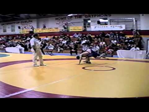 2002 Senior National Championships: 55 kg Seth Ross vs. Sean Hughes