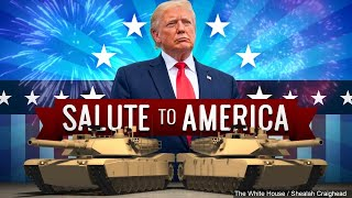 'Salute to America' 4th of July celebration LIVE from Washington, D.C.