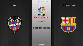 Levante 5 - 4 FC Barcelona