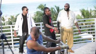 BTS - Wale's 'That Way' ft. Jeremih & Rick Ross