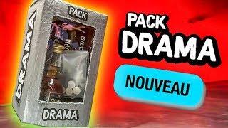 LE PACK DRAMA (EXCLUSIVITÉ MONDIALE) !
