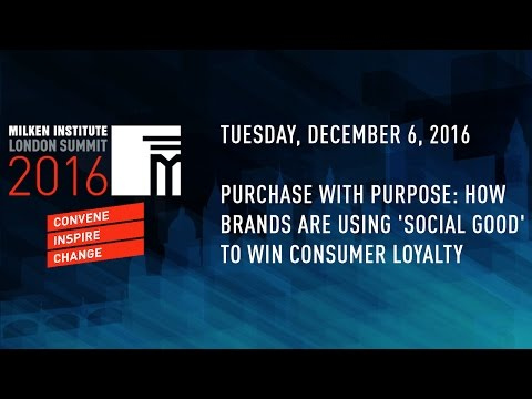Purchase with Purpose: How Brands Are Using 'Social Good' to Win Consumer Loyalty
