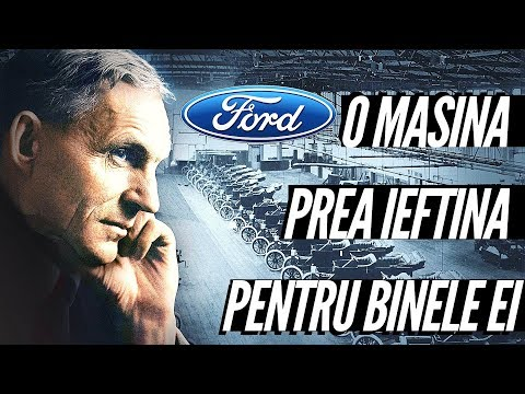 """50 Lucruri Despre Henry Ford """"Inventatorul"""" Automobilului"""