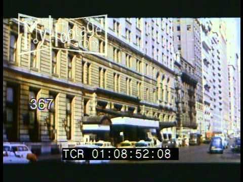 NEW YORK- MANHATTAN, LANDMARKS, SKYLINE-