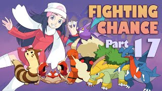 Fighting Chance: An Origin Platinum Dicelocke - Part 17 - Jam