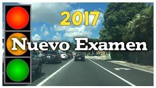Nuevo Examen Teorico de Conducir  - preguntas y respuestas del examen de manejo carnet de conducir