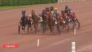 Vidéo de la course PMU PRIX DU RHONE