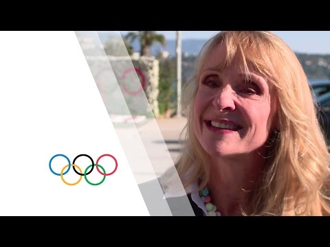 Nancy Hogshead-Makar (USA) - IOC Trophy for the Americas | Women and Sport