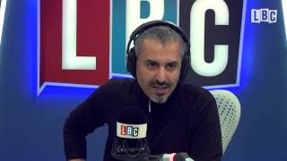 Maajid Nawaz Says Multiculturalism Is Dead (LBC)