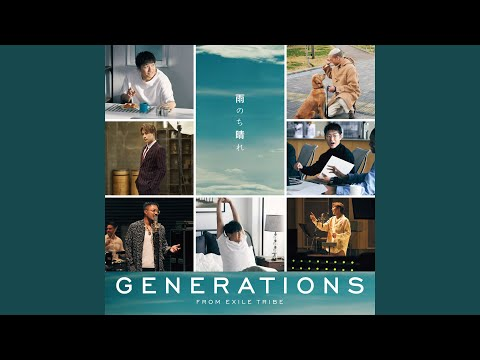 Youtube: A wish for you -Kimi wo Negau Yoru- / GENERATIONS from EXILE TRIBE
