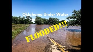 Why you prepare: We are Flooded- Oklahoma Flooding