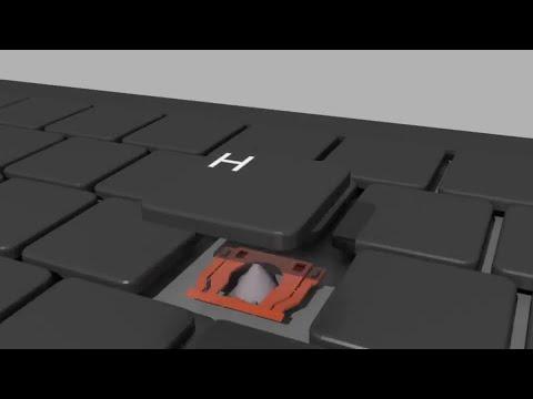 Tutorial cómo desmontar una tecla del teclado?