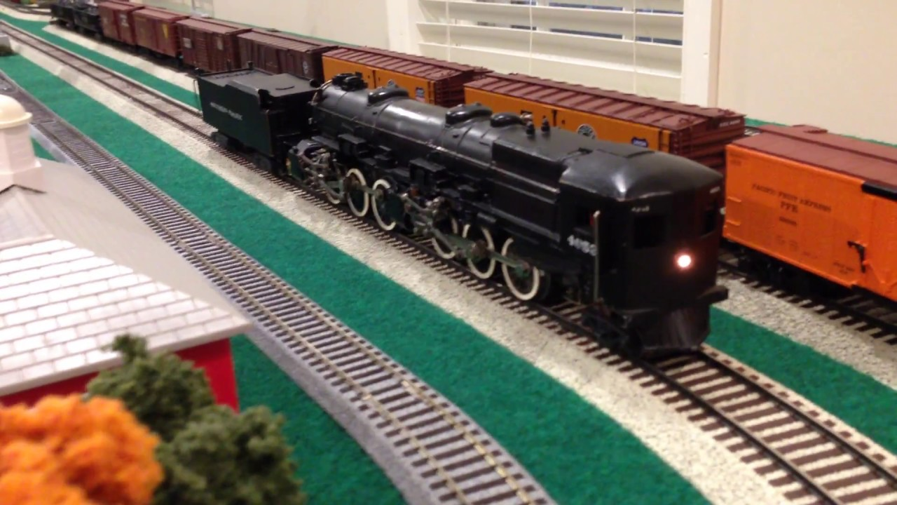 S Gauge Southern Pacific Cab Forward Steam Engine Repairs ...