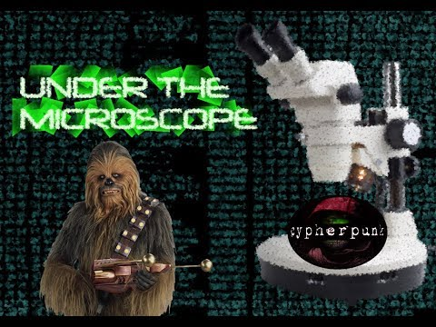 Under the Microscope #11 - Timothy C. May