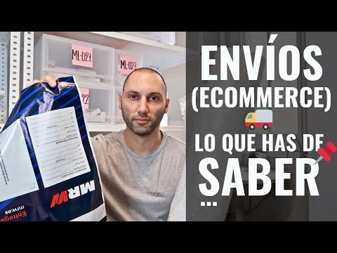 🚛 Cómo Enviar Paquetes de Productos Vendidos en Shopify o Tienda Online ⚠️ Qué DEBES Saber thumbnail