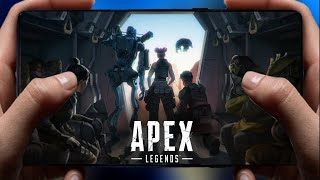Apex Legends Mobile Android/iOS New Version