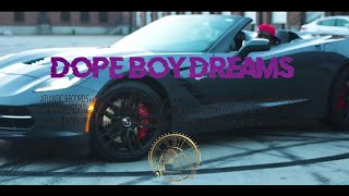 Смотреть клип Quando Rondo - Dope Boy Dreams