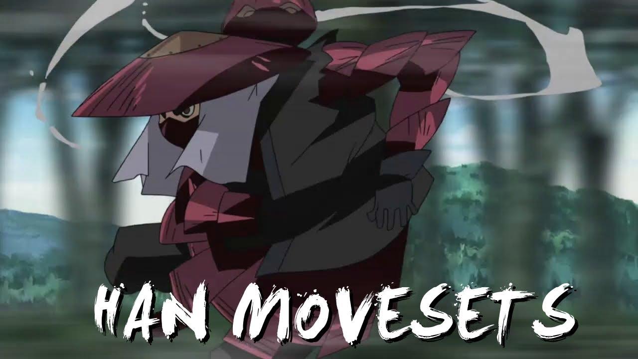 Naruto shippuden ultimate ninja storm 3 - Han Movesets - Gobi gameplay - HD - YouTube