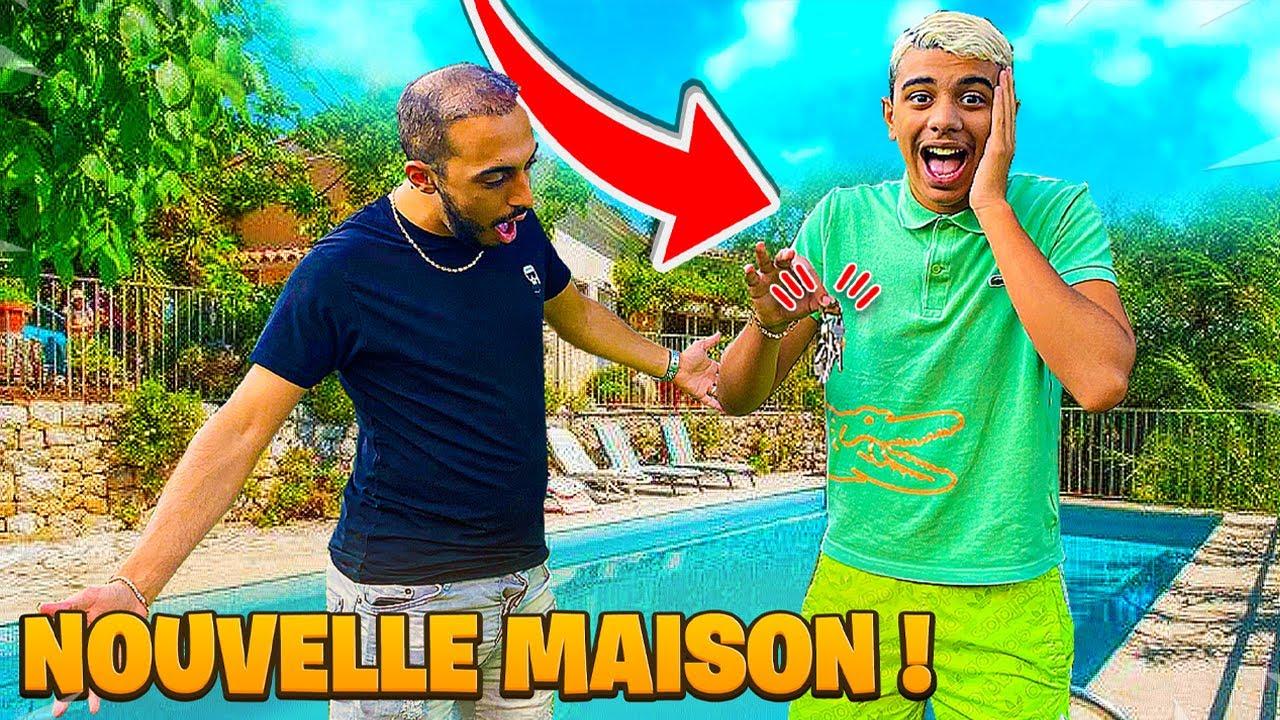 J'AI ACHETÉ UNE NOUVELLE MAISON AVEC MON FRÈRE..INCROYABLE..