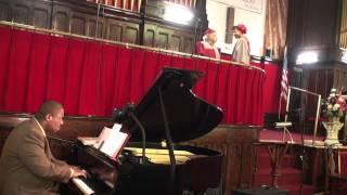 Chris Fleischer, Piano- You Are My Strength When I Am Weak