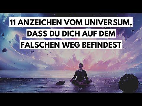 Download 11 Anzeichen vom Universum, dass du dich auf dem falschen Weg befindest