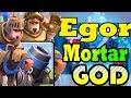 NEW META DECK | Egor ( Midfinger ) 5900+ Gameplays - Clash Royale
