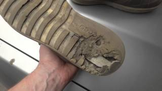 видео Женские ботинки ECCO