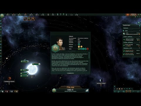 [FR] Stellaris - La Revanche - Galaxia 1