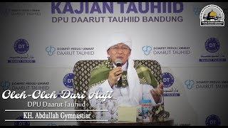 Video Oleh-Oleh Dari Haji (Kajian Tauhid DPU DT ) - KH. Abdullah Gymnastiar download MP3, 3GP, MP4, WEBM, AVI, FLV November 2017