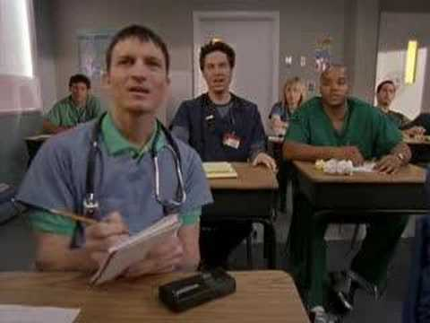 Scrubs 'What's Up Doc'