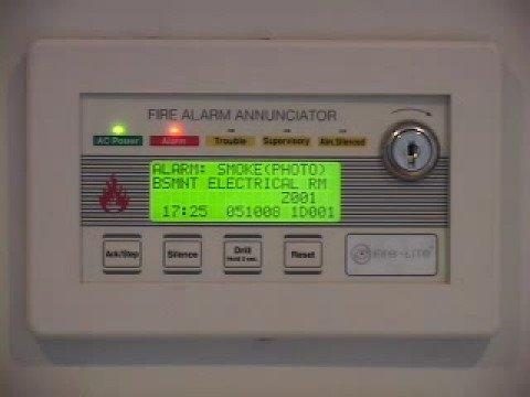 Fdu 80 notifier Manual