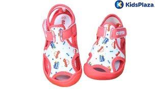 Dép sandal thời trang cho bé gái cao cấp Crtartu XBI1P - Kids Plaza