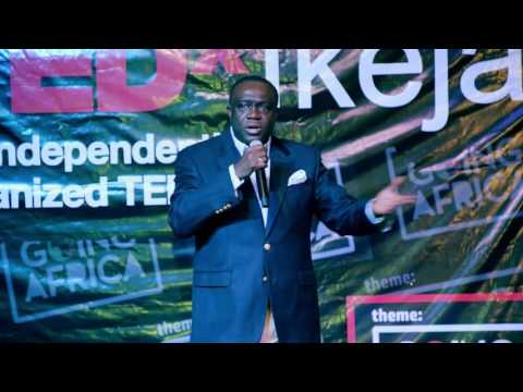 The Asset of Knowledge to an Economy   Yele Okeremi   TEDxIkeja