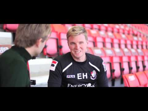 One year on | Eddie Howe reflects on return to AFC Bournemouth