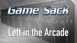 Game | Game Sack Left in the Arcade | Game Sack Left in the Arcade