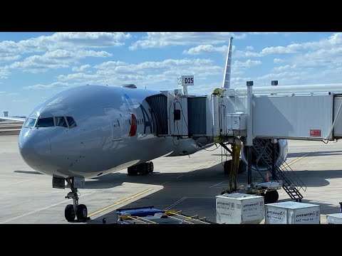 Trip Report: American Airlines Boeing 777-300ER Dallas/Fort Worth - London Heathrow (Economy)