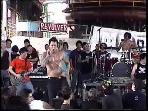 Eighteen Visions @ furnace fest 2002