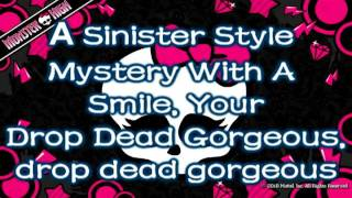Monster High- Fright Song (LYRICS)