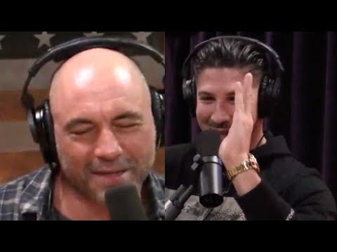 How NOT to Ask For a Celebrity Selfie - Joe Rogan and Brendan Schaub