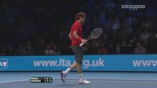 Federer vs Nadal Final London 2010