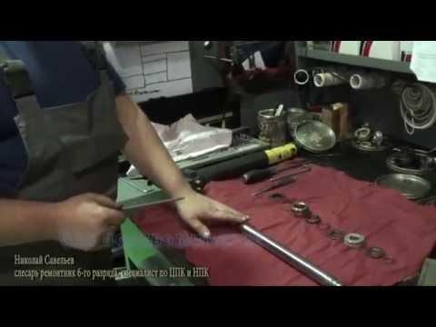 Гидроцилиндры и насосы подъема кабины. Рекомендации по  эксплуатации и ремонту гидроцилиндров.