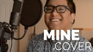 Bazzi - Mine (Cover by Raymond Salgado)