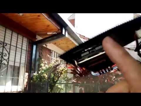 Reparar Detector Sensor De Lluvia Rain Sensor