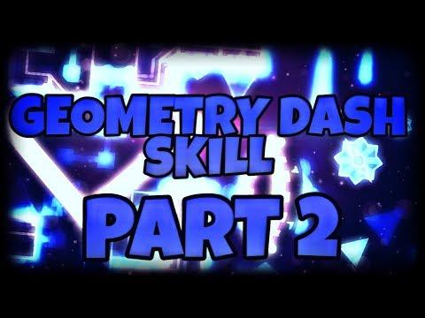КАК ПОДНЯТЬ СКИЛЛ В GEOMETRY DASH?! (2 ЧАСТЬ)