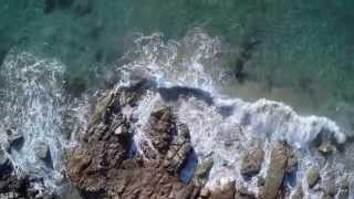 Riprese aeree: Orrì, Tortolì (Sardegna)