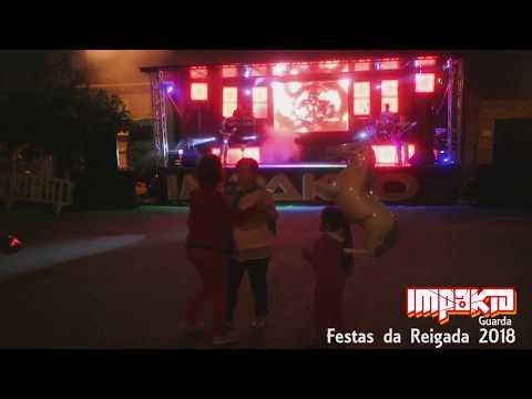 Banda Impakto - Guarda - Festa da Reigada Parte 2