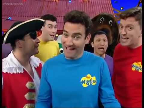 The Wiggles Anthony Tells The Story Of How The Wiggly Rainbow Came