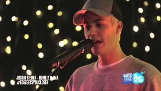 Скачать Justin Bieber Home To Mama Intimate And Acoustic For The Edge